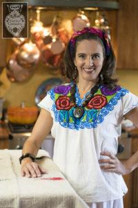 Barbara McAllister at Cocina Corazón